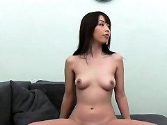 Wondrous  horny girl ass bang