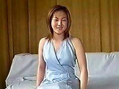 She is the greatest! I'm not sure of his name. Akina Kyoko? Mariko kawana?