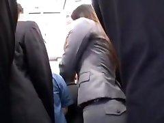 szex a buszon