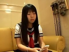 Adult claims aged less than a beauties .... Saito Yuki (Miku) eighteen-year-old