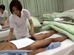 Super-naughty Chinese model Yuzu Yamanashi, Imai Natsumi, Miku Tanaka in Incredible Nurse JAV scene