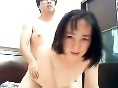 Ugly Japanese Duo Fuck Doggystyle