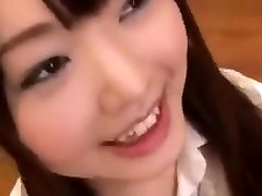 Cute Japanese Schoolgirl mass ejaculation