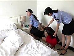 kitajski ženska aretirali 1