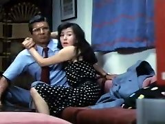 Asian dominatrix wife cuckolds hubby