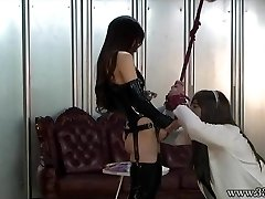 Japanese Female Domination Emiru BDSM Strapon Fucking