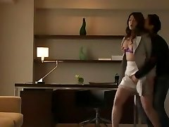 Amazing Japanese model Mari Hosokawa in Hottest Stockings, Fetish JAV clip