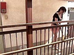 Hottest Japanese whore Anna Sakura in Exotic phat hooters, rimming JAV movie