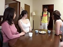 Japanese youthfull boy and mischievous stepsisters - p2 - full adult.xfoxxx.com/P