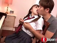 JAPAN HD Japanese Teen likes hot Creampie