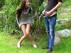 Asian Babe Fuck And Pee Outdoor