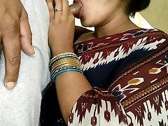 Indian Public Blowjob Pop-shot In Appartment Corridor