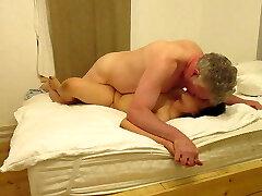 Thai BBW Whore Cougar, Mature, passionate fuck.