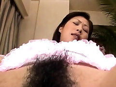 Excited slut gets her moist cooch thoroughly examined