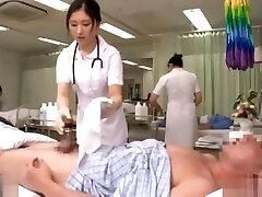 Japan Nurse Hand Job - P01