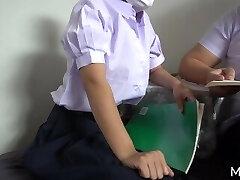 Boob Ice - ติวหนังสือกับเพื่อน (Thai Teenie with Homie)