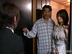 Mio Takahashi cute Japanese model is hooked on sex