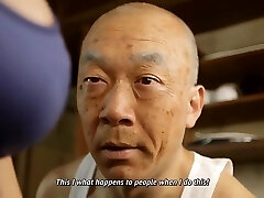 [NIMA-007] This Dirty Old Guy Made Me (English subbed)