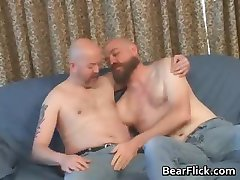 Two gay dudes suck hard dick and get part1
