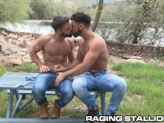 RagingStallion Torrid Latino and Arab Passionate Fucking