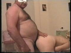 Amazing straight Hunk fuck his woman