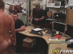 Gay Pawn Threeway