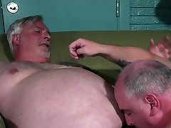 Face Fuck Big Daddy Hairy Man