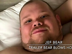 Jef Wolf Blowjob Dick