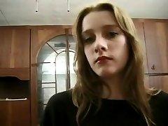 Hairy Russian Teen Nezhka by TROC