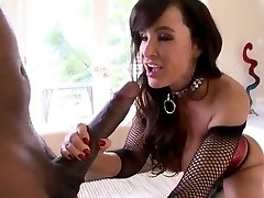 MILF Lisa anally destroyed by black cock II