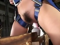 Incredible Chinese model in Crazy Fetish, Toys JAV pin