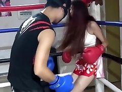 Chinese Brutal Mingled Boxing Ryona