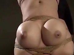 Drilling busty Japoneczki