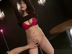 Spicy Nanami Hirose loves nasty taunting and toying