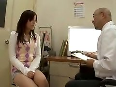 harmless asian girl abused by doctors
