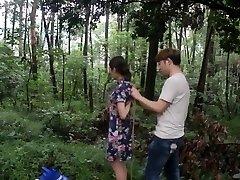 Forest Restrain Bondage