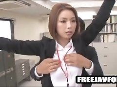 Asian Grope Taunt Clip 9