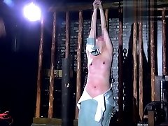 Japanese Beauty in BDSM Dungeon