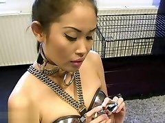 cb551_Davon - plugged pet slave part Two