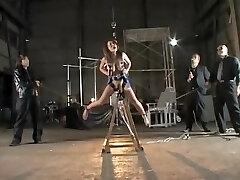 Incredible Japanese model in Insane Fetish, Toys JAV clip