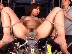 Exotic Japanese model Yuuho Kitada in Greatest Tear Up Machine, Fucktoys JAV clip