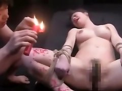 Ultra-kinky Japanese gal in Great BDSM JAV video unique