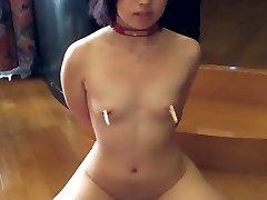 Youthfull Asian Slave