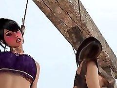 sub's hanging