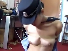 Police Officer Bondage
