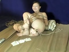 Sexy amateur Asian torture right here