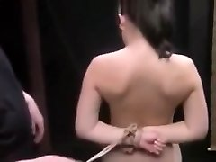 Wild Japanese chick in Great Bondage & Discipline JAV video unique