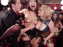 Squirting Marionette Fuck Fest at Folsom