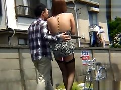 HOTTY SHE GIRL FUCKING A Young Man T-girl IN THE ASS PUBLIC