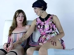 Delia Mandy Bianca  Arabelle - Taboo Fantasy Fourway